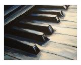 Piano Keys (3/4)