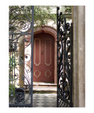 Charleston Door &amp; Iron Gate