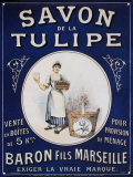 Savon De La Tulipe