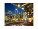 Millennium Park  outdoor theater