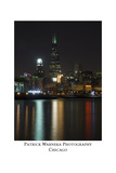 Chicago sears tower skyline