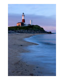 Montauk Point Light Sunset II