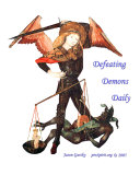 Archangel Michael - Daily Defeating Demons