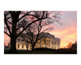 White House Sunset no-1
