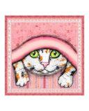 Undercover Calico Cat