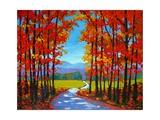 Autumn Path III