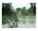 Lake Of The Restored Sword  Hanoi  Viet Nam