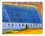Blue Roof Barn