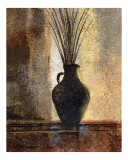 Black Vase metallic 3