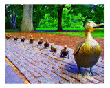 Make Way for the Ducklings