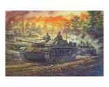 German Stug 3 Assault Guns