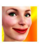 Women's Face 18