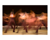 Dancers in motion 1