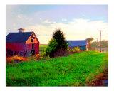 Roadside Barn in Connecticut
