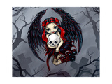 Skull Stealer - a Gothic Angel
