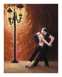 tango under the streetlamp