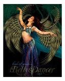 Birds of Paradise - Bellydancer