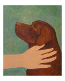 Good Dog - Chocolate Labrador Retriever