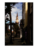 Church Street View  Charleston  SC