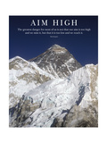 Aim High - Mt Everest Summit