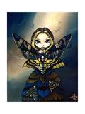 Moth Queen Fairy:   Acherontia atropos
