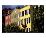 Rainbow Row No 2  Charleston  SC