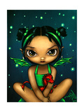 Green Dragonling Fairy