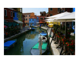 Burano Waterside Cafes