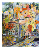 Riomaggiore - Italy - Cinque Terre