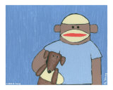 Sock Monkey 69