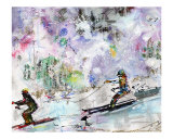 Winter Sport - Downhill Ski - Alpine - Sports