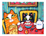 Cereal Cats