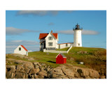 Nubble Island Light House