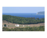 A View of Sleeping Bear Dunes