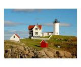 Nubble Island Light House