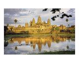 """Angkor Wat at """"Golden Hour"""""""