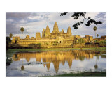 Angkor Wat at Golden Hour