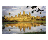"Angkor Wat at ""Golden Hour"""