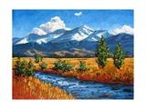 High Country Creek  Colorado