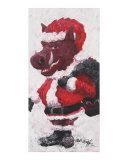 Razorback Santa
