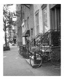 Bicycle against Stoop