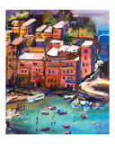 Vernazza - Emerald Sea and Romance