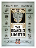 Union Pacific Los Angeles Limited Poster