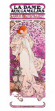 Mucha Sarah Bernhardt Tour Poster