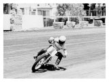 Kenny Roberts 750 Yamaha Flat Track Poster