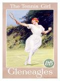 Gleneagles/The Tennis Girl