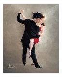 tango red dress