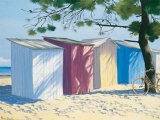 Beach Shacks I