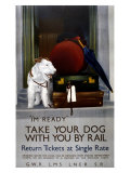 Take Your Dog with You by Rail 1923-1947