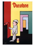 Ducotone Poster